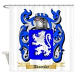 Adamsky Shower Curtain