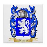 Adamsky Tile Coaster