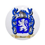 Adanet Ornament (Round)