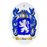 Adao Ornament (Oval)
