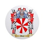 Aday Ornament (Round)