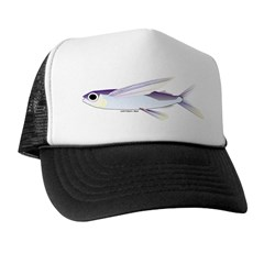 Flying Fish Trucker Hat