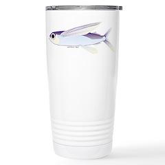 Flying Fish Stainless Steel Travel Mug