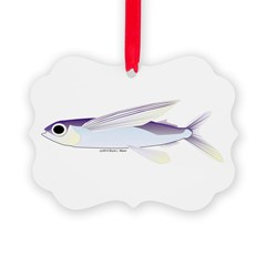 Flying Fish Ornament