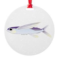 Flying Fish Ornament