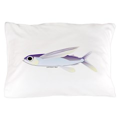 Flying Fish Pillow Case
