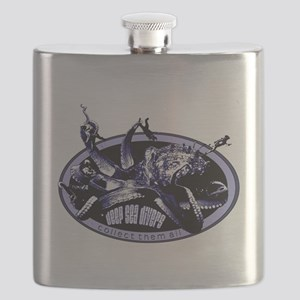 DEEP SEA DIVERS Flask