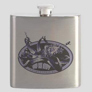 DEEP SEA DIVERS Flask