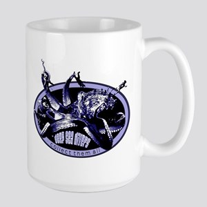 DEEP SEA DIVERS Large Mug