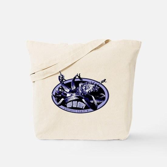 DEEP SEA DIVERS Tote Bag