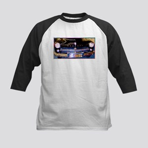 Ford, Mercury, Car, retro, Kids Baseball Jersey