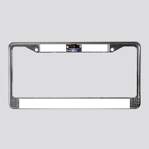 Ford, Mercury, Car, retro, License Plate Frame