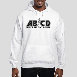 Work Hard Hooded Sweatshirt
