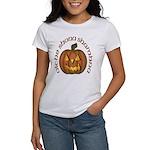 Gaelic Carved Pumpkin Women's T-Shirt