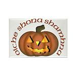 Gaelic Carved Pumpkin Magnets (10 pack)