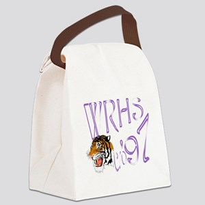 1997head Canvas Lunch Bag