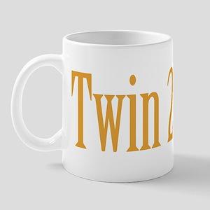 Twin 2 Mug