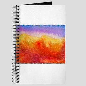 Desert, colorful southwest ar! Journal