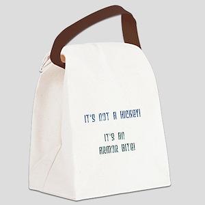 armorbite Canvas Lunch Bag