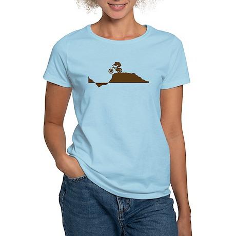 Mountain Bike Women's Light T-Shirt