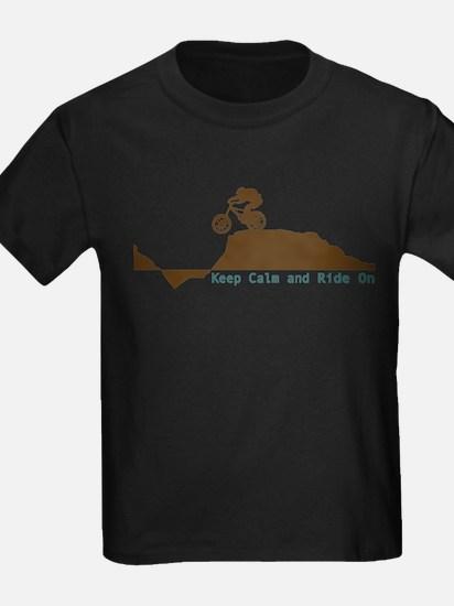 Mountain Bike - Keep Calm T