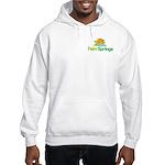 Palm Springs Hooded Sweatshirt