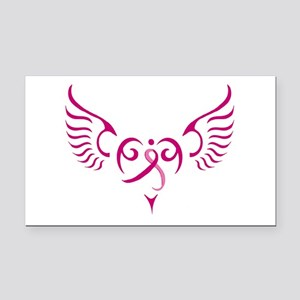 Style Me Pink Rectangle Car Magnet