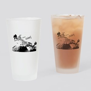 bijela pozadina Drinking Glass