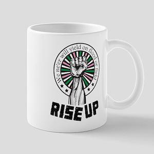 Rise Up II Mug