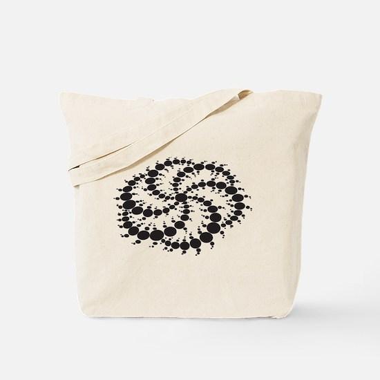 Crop Circles Consciousness Tote Bag