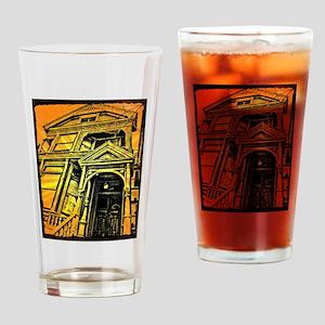 GRATEFUL DEAD HOUSE Drinking Glass