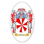 Addey Sticker (Oval 10 pk)