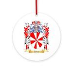 Addey Ornament (Round)