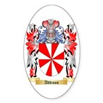 Addison Sticker (Oval)