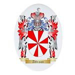 Addison Ornament (Oval)