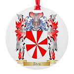 Ades Round Ornament