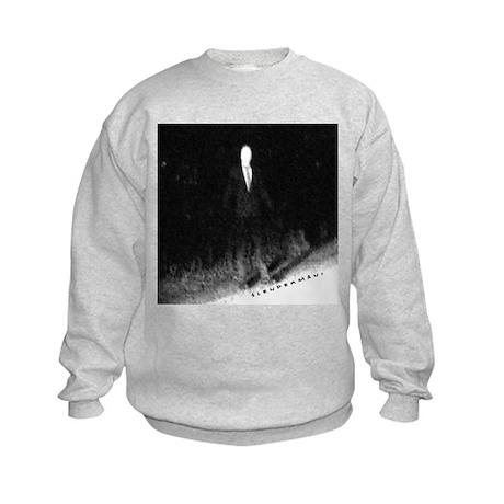 Slenderman Kids Sweatshirt