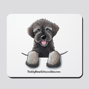 Pocket Wookie Schnoodle Mousepad