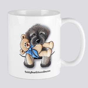 Pocket Wookie Schnoodle w/Bear Mug