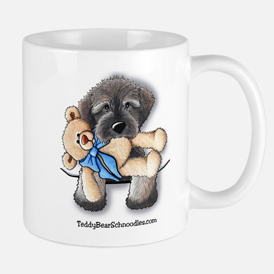 Pocket Wookie Schnoodle w/Bear Mug