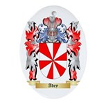 Adey Ornament (Oval)