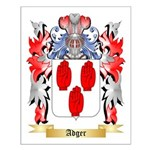 Adger Small Poster