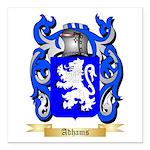 Adhams Square Car Magnet 3