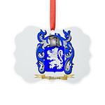 Adhams Picture Ornament