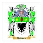Adkisson Square Car Magnet 3