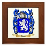 Adnot Framed Tile
