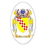Adornetti Sticker (Oval 10 pk)