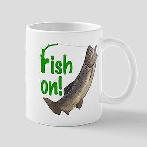 Fish on! 3 Mug