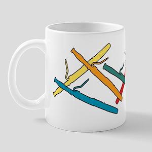 Colorful Bassoons Mug