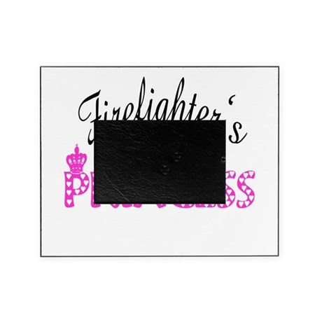 firefightersprincess.png Picture Frame